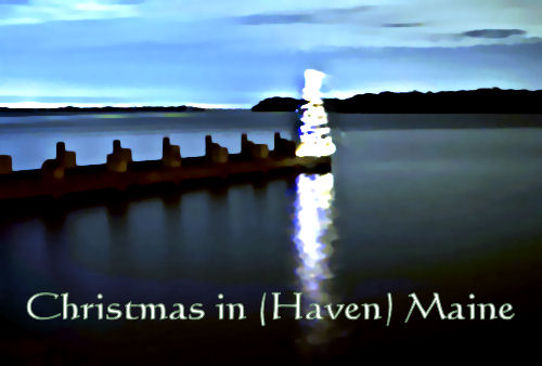 Christmas in Haven Maine