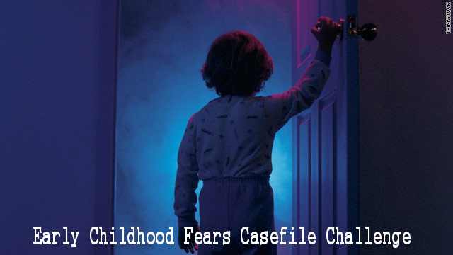 early childhood fears casefile challenge